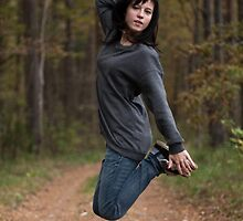 Jump! by Anete Bauere