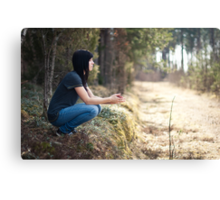 A place to think Canvas Print