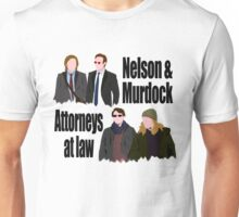neson and murdock - past and present Unisex T-Shirt