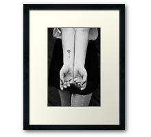 Tattoo Framed Print