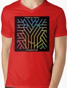 Communion  Mens V-Neck T-Shirt