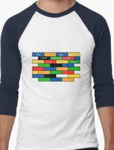 Brick in the wall Men's Baseball ¾ T-Shirt