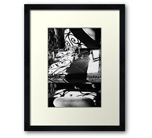 You and Me 2 Framed Print