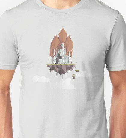 Low Poly Autumn Bear Unisex T-Shirt