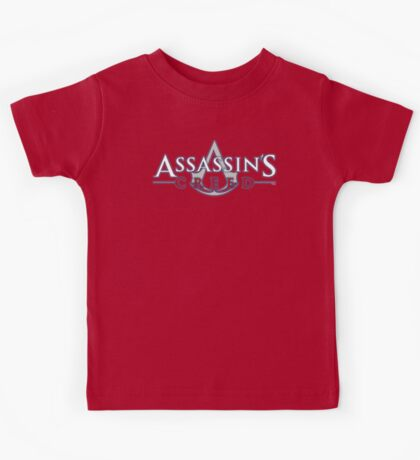 Assassins Creed Guide Kids Tee