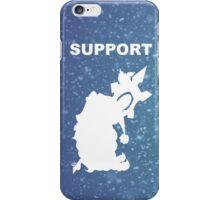 Winter Wonderland Lulu - Support (iPhone) iPhone Case/Skin