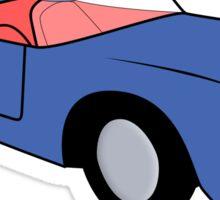 Porsche Spyder Sticker
