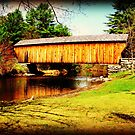 Covered bridge #17 by ErinDonnelly44