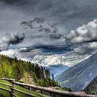 Alps by Thomas Zagler