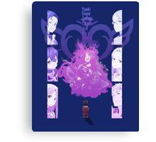 Konno Yuuki - Sleeping Knights - Sowrd Art Online Canvas Print