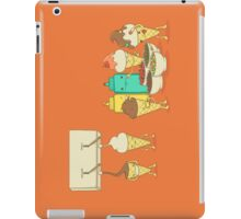 Ice Cream Hair Fun iPad Case/Skin