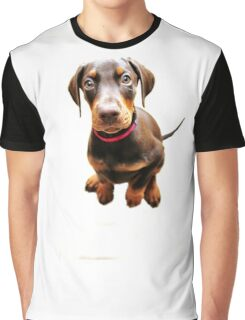 Introducing Dolly Doberman Graphic T-Shirt