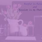 Today's Photography Studio's Desk by Sherry Hallemeier