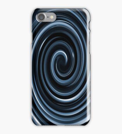 Blue Swirl IPhone & IPod case iPhone Case/Skin