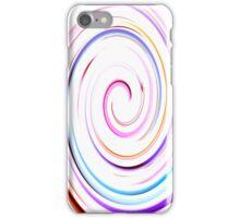 White Swirl IPhone & IPod case iPhone Case/Skin
