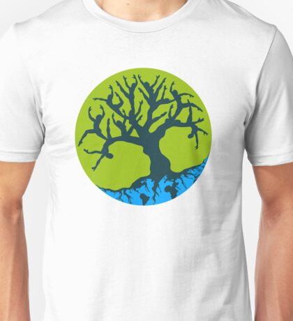 Tree of Life circle Unisex T-Shirt