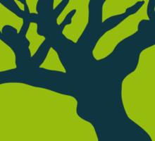 Tree of Life circle Sticker