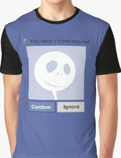 Friends? Jack Graphic T-Shirt