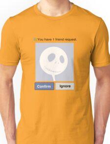 Friends? Jack Unisex T-Shirt