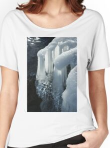 Elegant Christmas Ornaments From Mother Nature Women's Relaxed Fit T-Shirt