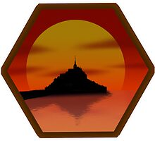Settlers of Saint Mont Michel by Ejpokst