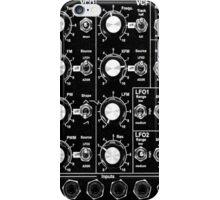 Analogue Modular #2 iPhone Case/Skin