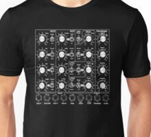 Analogue Modular #2 Unisex T-Shirt