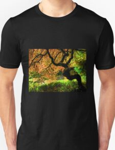 Under The Acer Tree - Impressions T-Shirt