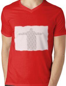 It's Just a Magic Trick Mens V-Neck T-Shirt