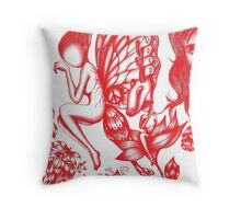take another look Throw Pillow