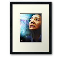 Think of the Memories of the Past Framed Print
