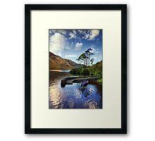 Teevnabinnia Co.Mayo Ireland Framed Print