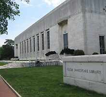 Folger Shakespeare Library by Kelly Morris