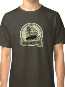 Ship of Fools - Grateful Dead Lyric Classic T-Shirt