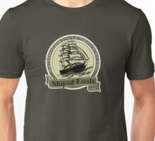 Ship of Fools - Grateful Dead Lyric Unisex T-Shirt