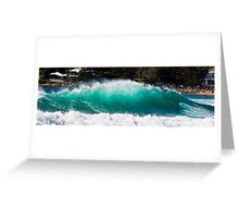 Avoca surf Greeting Card