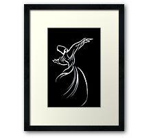 Embracing Humanity With Love Framed Print