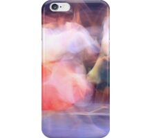 A group of Dancers in motion  iPhone Case/Skin