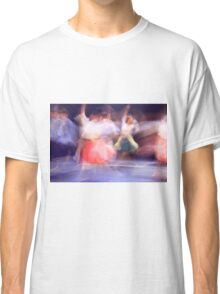 A group of Dancers in motion  Classic T-Shirt