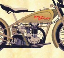 Harley Davidson Roadster Sticker