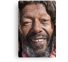 happy day with Mr Butch Canvas Print
