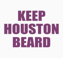 KEEP HOUSTON BEARD Kids Tee