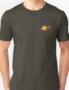 The Lego Classic Space Logo (Small Logo) T-Shirt