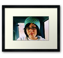 mary mary quiet contrary Framed Print
