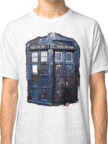 space tardis Classic T-Shirt