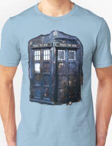 space tardis Unisex T-Shirt