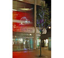 Lloyds London Bus Photographic Print