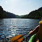 Canoe Kayak in Katherine Gorge - Nitmiluk National Park by Debellez