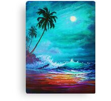 Starry Night Solitude (Sweet Dreams) Canvas Print
