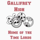 Gallifrey High by tarrbear
